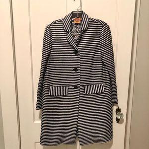 Tory Burch Striped Jacket